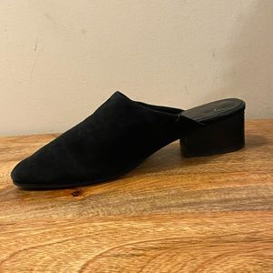 Eileen Fisher Shoes - Suede slides